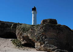 Covesea Lighthoust Visitor Attraction and Viewing Tower, Lossiemouth, Moray